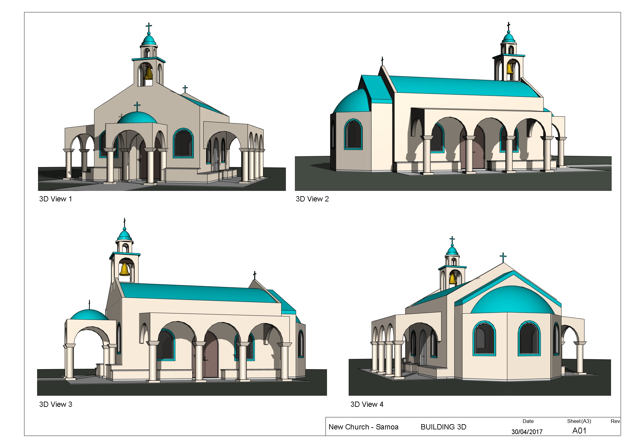 St JohnCurch Samoa