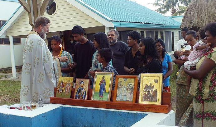 Orthodoxy in Fiji: MissionaryJourney