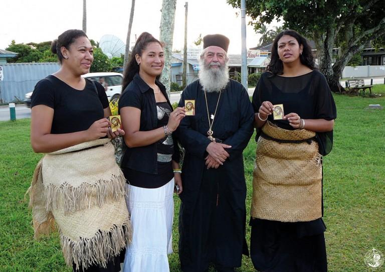 An Orthodox Church for the Kingdom ofTonga
