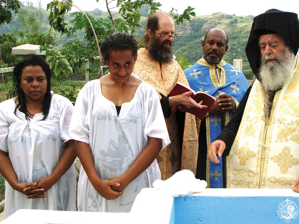 The Orthodox Apostolic Ministry in thePacific